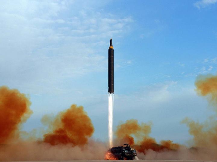 В Сеуле заявили, что ракета КНДР может преодолеть более 13 тысяч километров