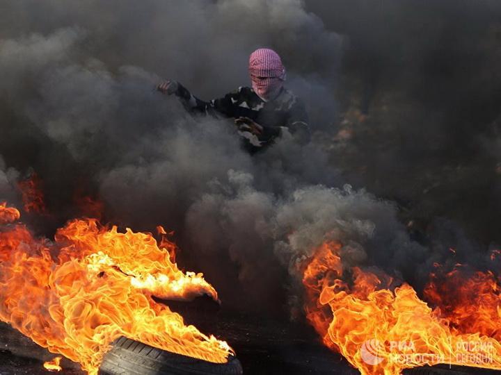 Движение ХАМАС объявило начало третьей интифады