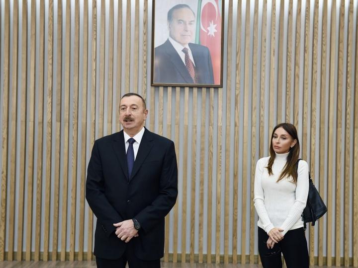 Президент Ильхам Алиев: «ASAN xidmət» — самое эффективное средство против коррупции, взяточничества — ФОТО