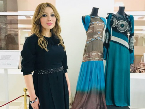 Фахрия Халафова: Надеюсь, начинающие модельеры из Азербайджана станут одними из первых слушателей учебного центра Эрмитажа – ФОТО