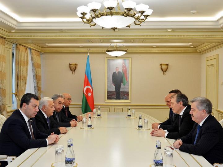 Огтай Асадов: Наши межпарламентские связи с Россией находятся на высоком уровне