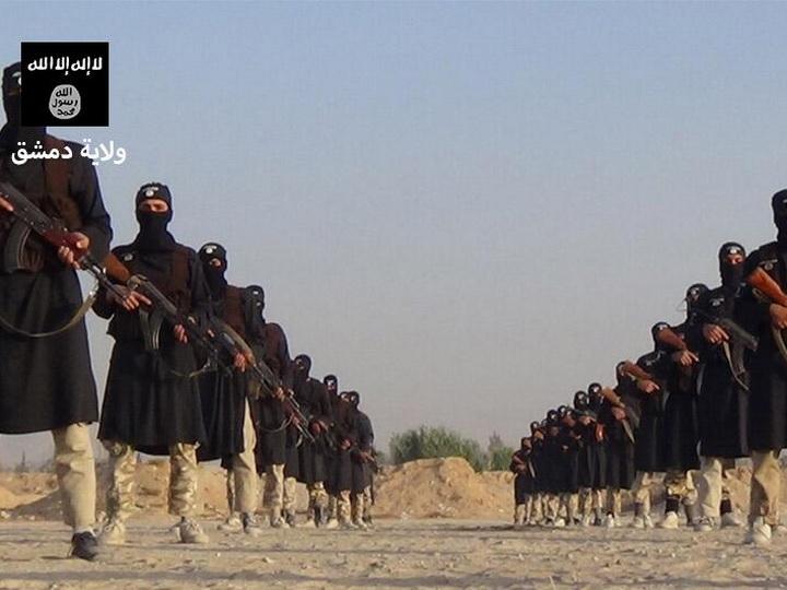 У боевиков ИГИЛ нашли мины четвертого поколения