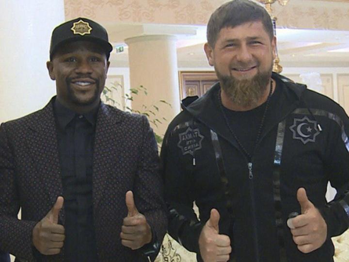 Флойд Мэйвезер хочет получить российское гражданство и поселиться в Грозном