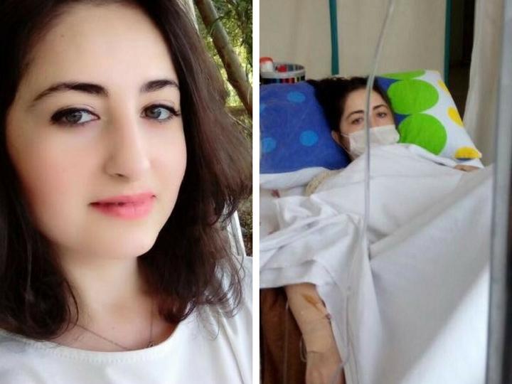 Мама Ульвии Музаффаровой: «Помогите мне спасти мою девочку…» — ФОТО