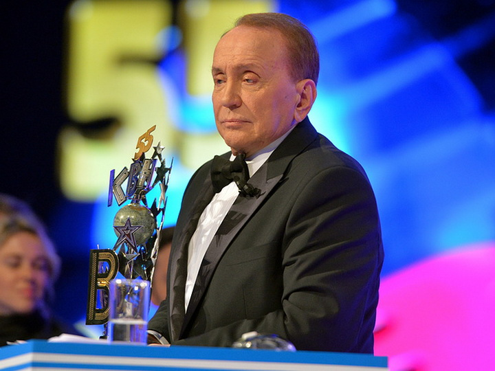 Александр Масляков останется ведущим КВН после скандала с увольнением