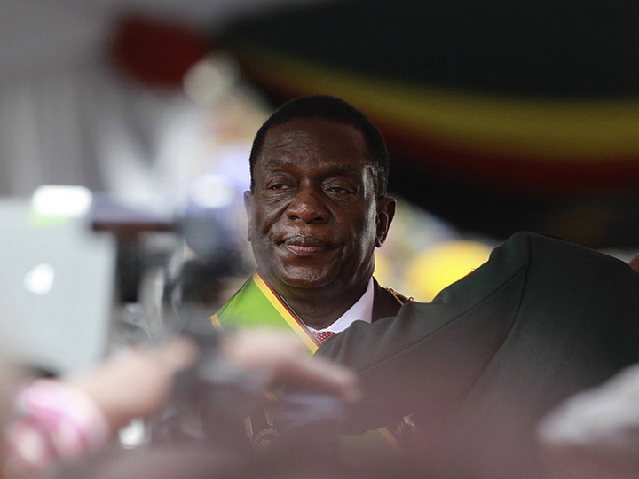 Президент Зимбабве сформировал новое правительство