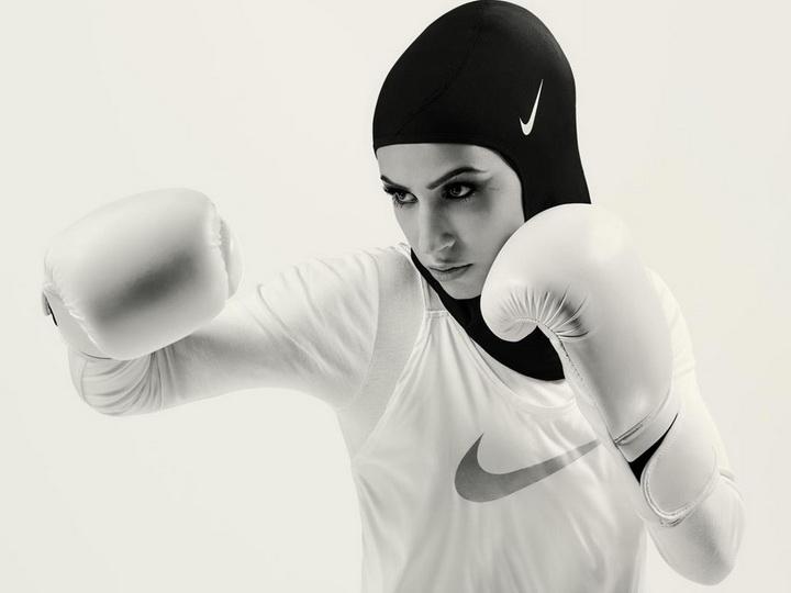 Первый в мире спортивный хиджаб поступил в продажу — ФОТО