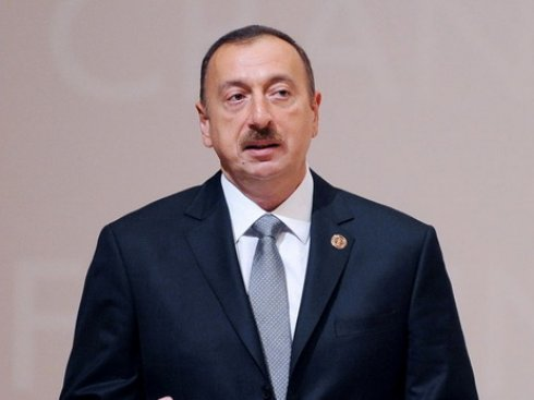 Президент Азербайджана поздравил лаосского коллегу