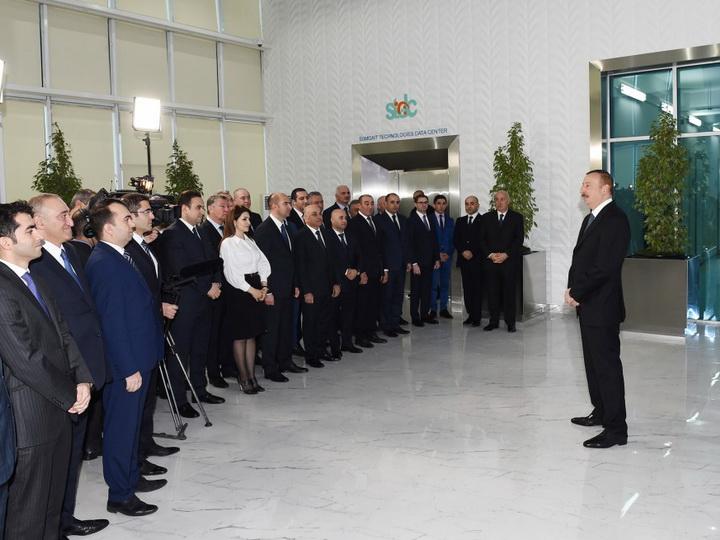 Президент Ильхам Алиев: Сумгайыт является вторым после Баку крупным промышленным городом на Южном Кавказе — ФОТО