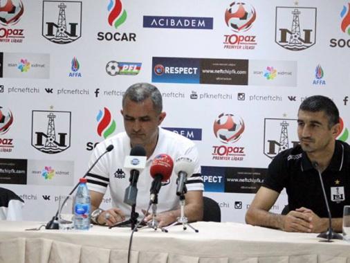 Тарлан Ахмедов: «У нас нет футболистов, которые могут брать игру на себя»
