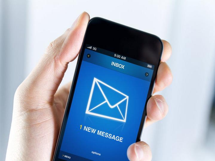 Автор первого в мире SMS-сообщения раскрыл его содержание