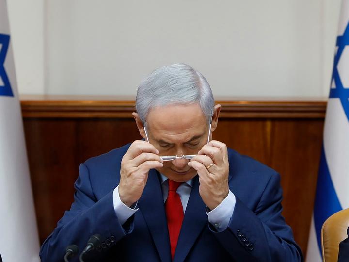 Нетаньху описал свое отношение к угрозам Аббаса в двух словах
