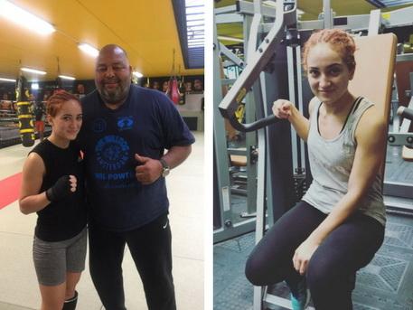 Чемпионка Азербайджана по кикбоксингу о тренировках в Амстердаме: «Я намерена показать здесь свой железный характер» — ФОТО