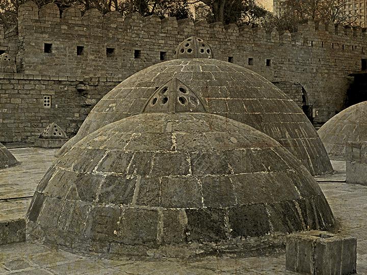 В здании бани Гасымбей в Ичери шехер будет представлен проект «Yaradan» — ФОТО