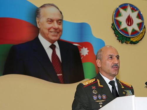 Командующий Внутренними войсками Азербайджана: В воинских частях созданы все условия для образцовой службы – ФОТО