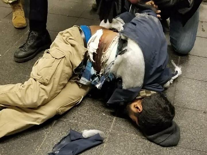 Установлена личность подозреваемого в организации взрыва в Нью-Йорке – ФОТО – ВИДЕО – ОБНОВЛЕНО