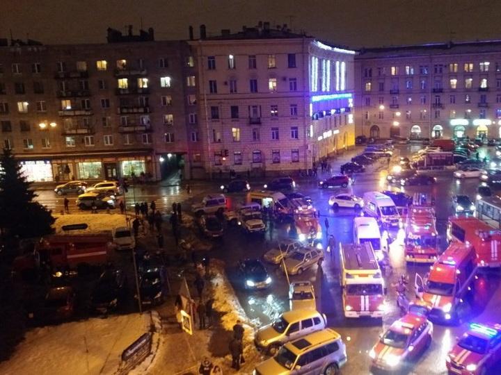 Стала известна предварительная причина взрыва в магазине в Петербурге — ОБНОВЛЕНО