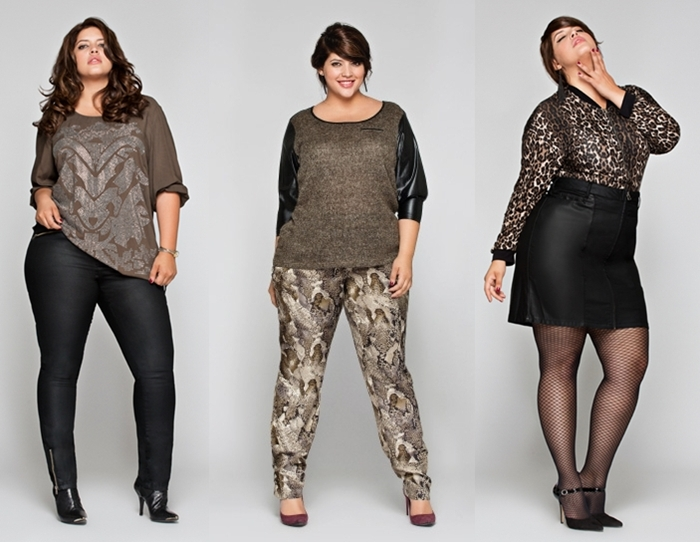 Интернет-магазин одежды для полных людей
