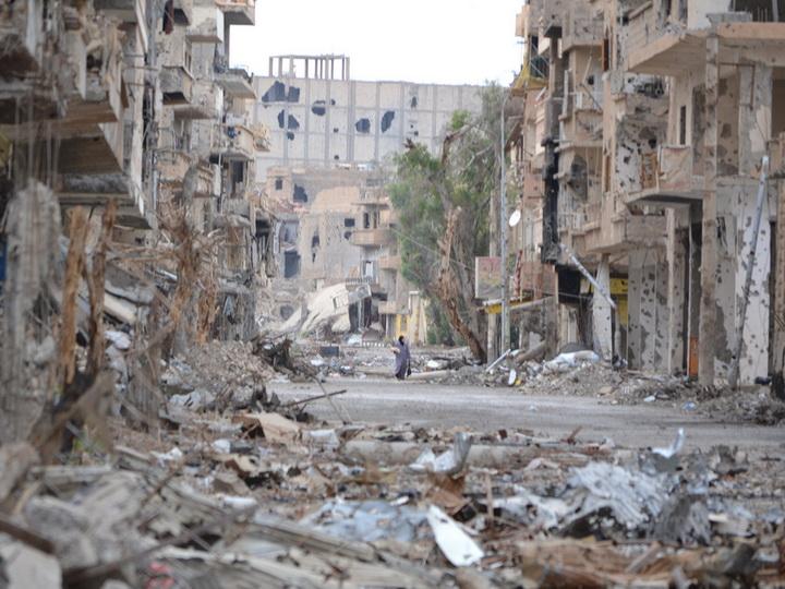 Генштаб России объявил о полном освобождении Сирии от ИГИЛ