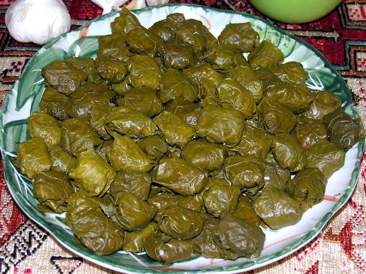 ЮНЕСКО подтвердило: «Долма» происходит от тюркского «долдурма» (или «Толи» еще будет – ой-ой-ой)
