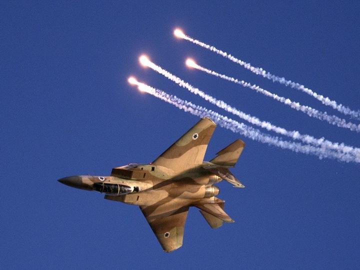 Израиль нанес новый удар по позициям ХАМАС в Газе