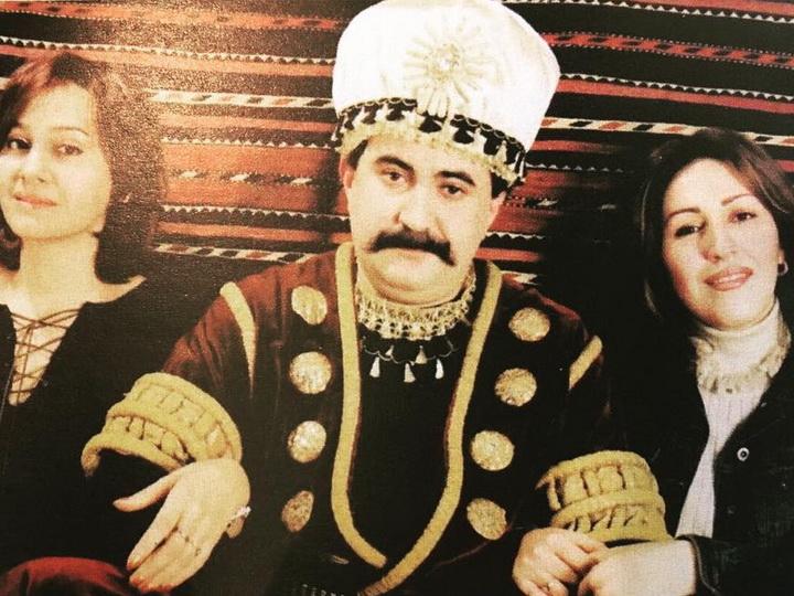 Редкий кадр. Анар Мамедханов в образе шаха Исмаила Хатаи — ФОТО