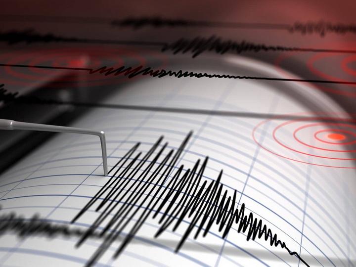 В Исмаиллы произошло землетрясение силой 4 балла