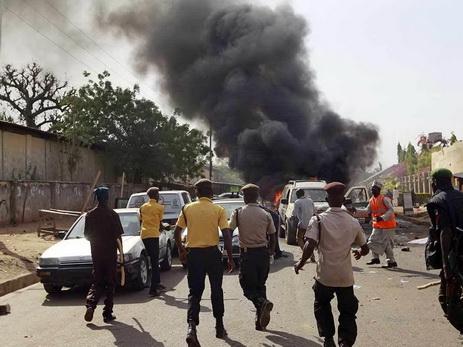 В Нигерии при взрыве погибли не менее 17 человек, около 50 получили ранения