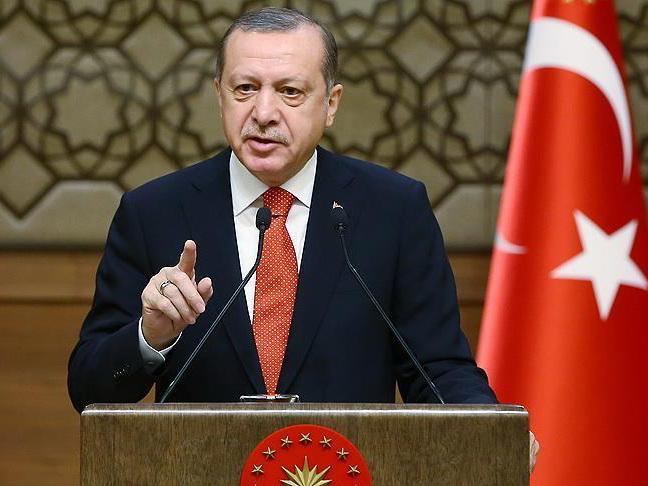Эрдоган: Турцию за доллары не купить!