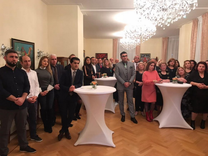 Диаспора Нидерландов отпраздновала День солидарности азербайджанцев — ФОТО
