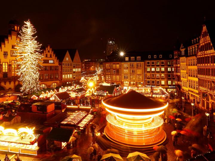 Лучшие рождественские ярмарки Европы – ФОТО