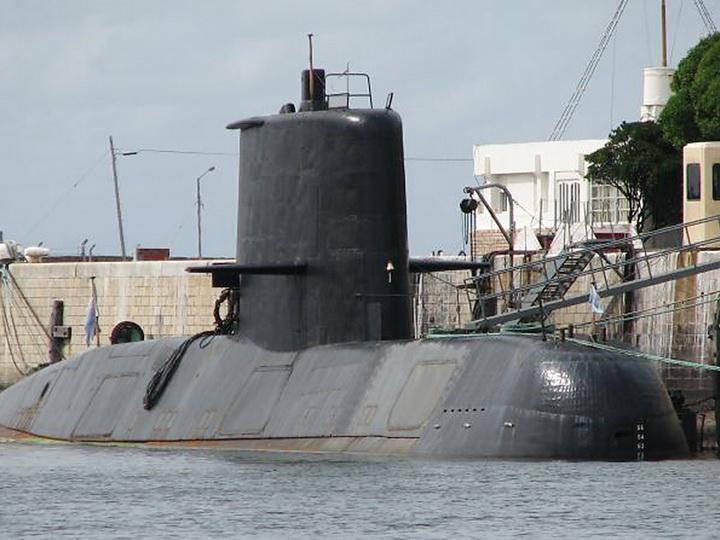 Аргентина прекращает операцию по спасению 44 членов экипажа подлодки «Сан-Хуан»