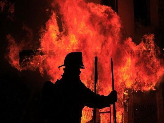 В Сальянском районе в пожаре погибли два ребенка