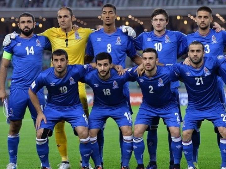 Сборная Азербайджана сыграет с Косово