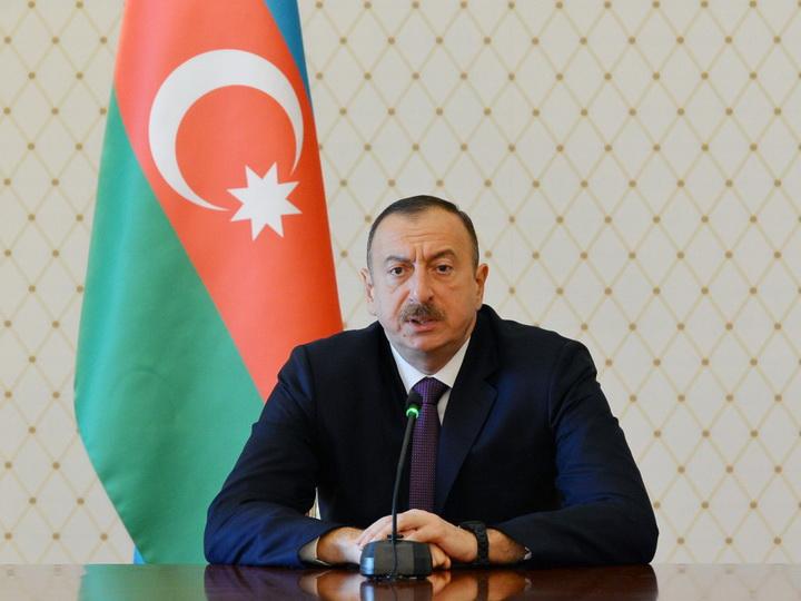 Президент Ильхам Алиев объявил 2018 год «Годом Азербайджанской Демократической Республики»