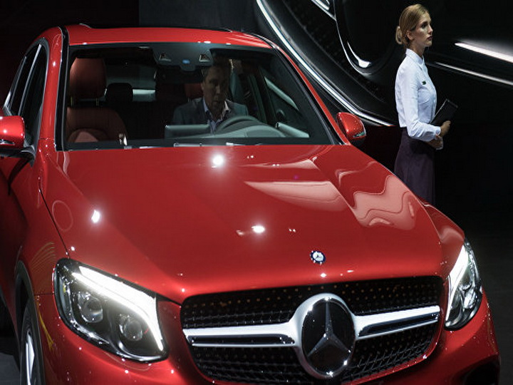 Mercedes в России отзывает более шести тысяч автомобилей
