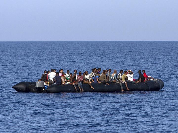 Жертвами кораблекрушения у берегов Ливии стали восемь мигрантов