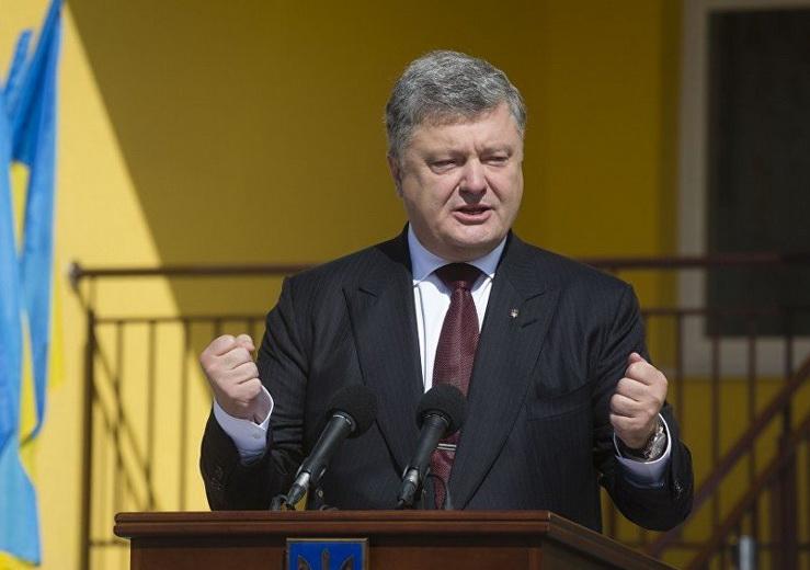 В Раде заявили, что у Порошенко из-за США началась паранойя