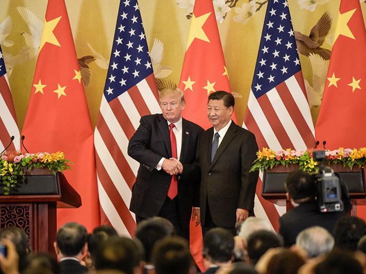 Трамп и Си Цзиньпин обсудили урегулирование ситуации с КНДР