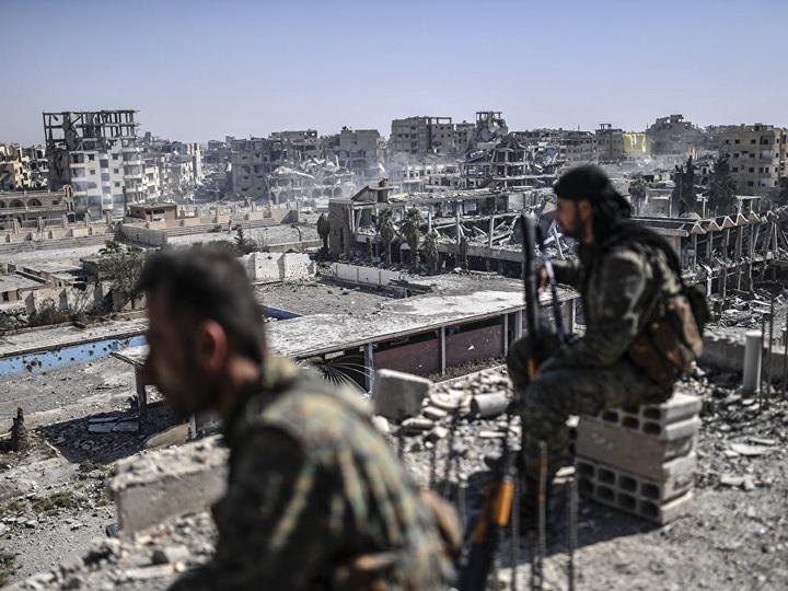 Курдские ополченцы убили четырех турецких солдат в сирийской погранзоне