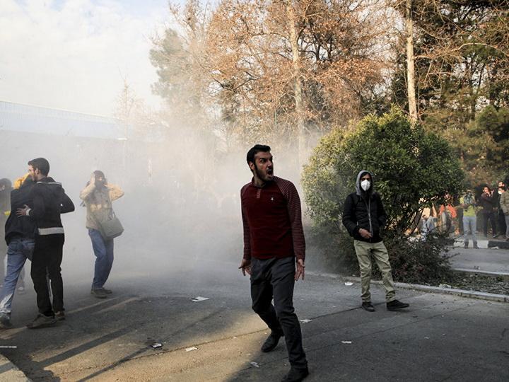 Главу МИД Ирана пригласят в ЕС для обсуждения протестов в стране
