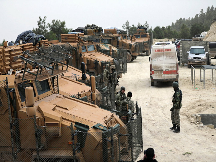 Генштаб Турции заявил об уничтожении 260 курдских военных в Африне
