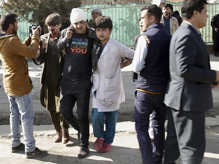 Власти Афганистана объявили национальный траур по жертвам теракта в Кабуле