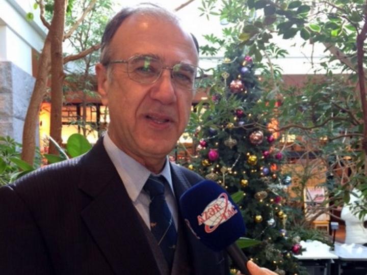 Халил Келентер: Верю, что в 2018 году флаг Азербайджана поднимется еще выше