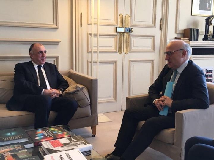 Советник Президента Франции проинформирован об армяно-азербайджанском конфликте