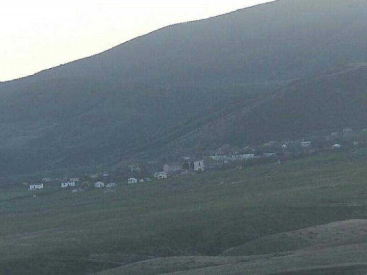Минобороны: Информация армянской стороны о строительстве зданий в селе Талыш, рассчитано на внутреннюю аудиторию