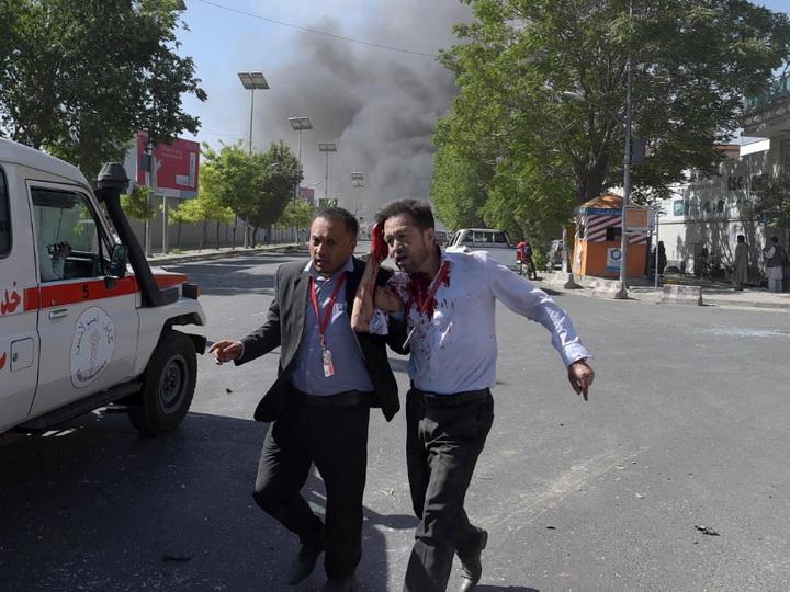 Свыше 30 человек погибли и пострадали при нападении на отель в Кабуле