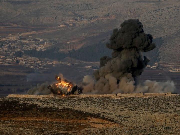 Глава генштаба Турции обсудил с коллегами из России и США операцию в Африне