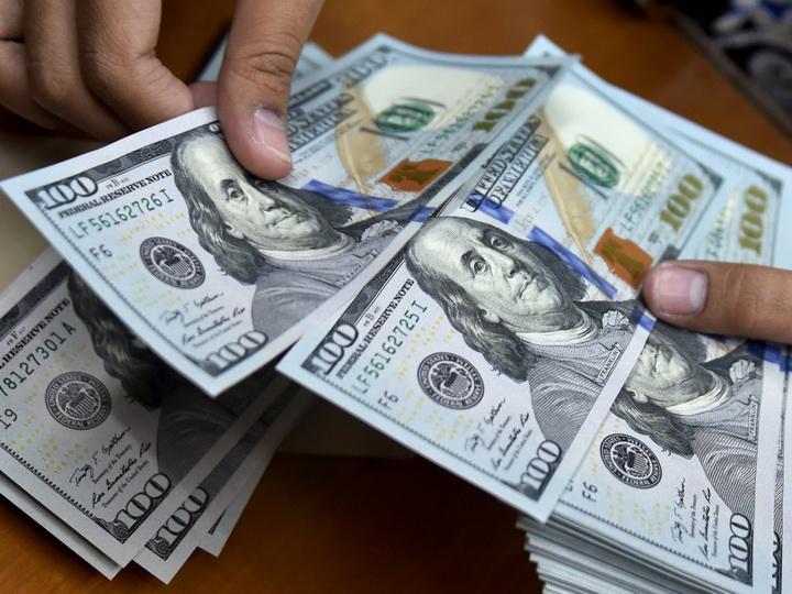 Обнародован курс маната к доллару США на 5 января