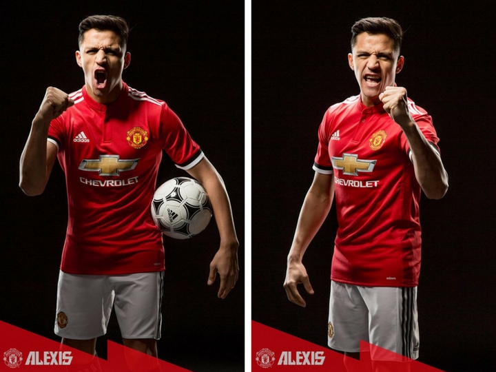 «Манчестер Юнайтед» объявил о переходе Санчеса – ФОТО – ВИДЕО